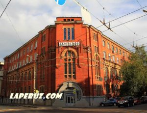 Бывший Дом трудолюбия («Нижполиграф») — Нижний Новгород, улица Варварская, 28