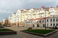 В центре Екатеринбурга появился пешеходный квартал
