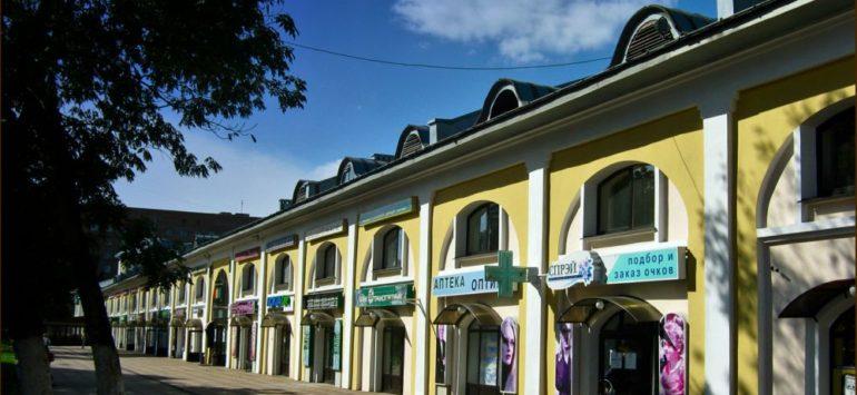 В Рязани продают памятник культурного наследия федерального значения