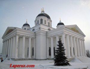 Воскресенский собор — Арзамас, Соборная площадь, 19
