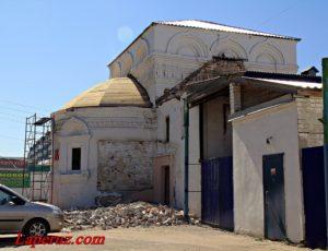 Знаменская церковь — Балахна, улица Дзержинского, 9