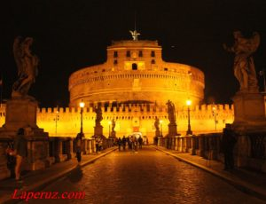 Замок Святого Ангела (Castel Sant'Angelo) — Рим, Lungotevere Castello, 50