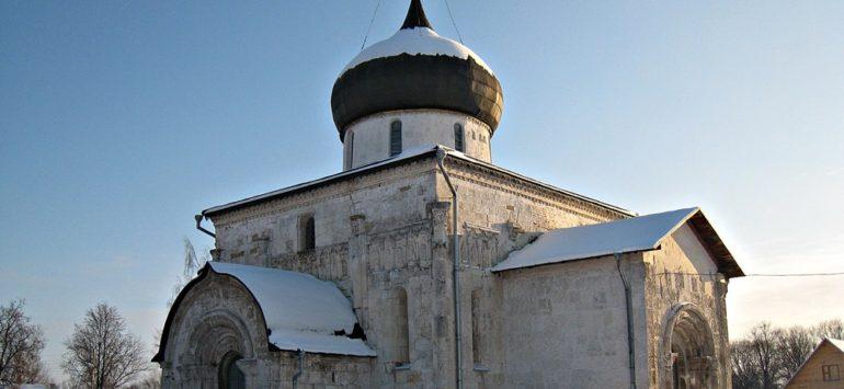 Георгиевский собор — Юрьев-Польский, улица 1 Мая, 4