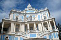 Павильон Катальной горки — Дворцово-парковый ансамбль Ораниенбаум