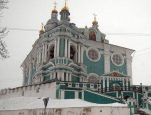 Успенский собор — Смоленск, улица Соборная гора, 5