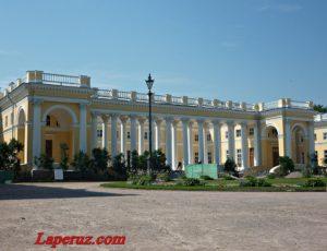 Александровский дворец — Царское село