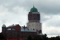Выборгский замок — Выборг, улица Замковый остров, 1