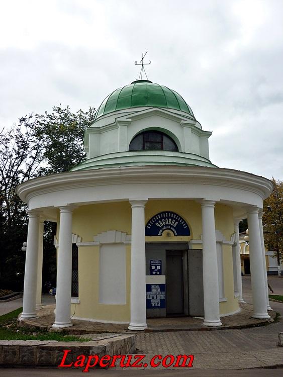 Часовня Воздвижения Креста Господня — Торжок, площадь 9 Января