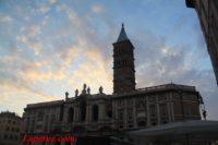 Базилика Санта Мария Маджоре (Basilica di S.Maria Maggiore) — Рим, Piazza di Santa Maria Maggiore, 42