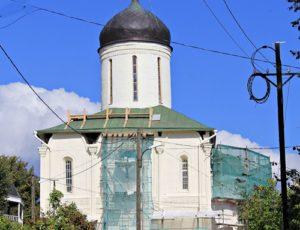 Успенский собор на Городке — Звенигород, улица Городок, 1