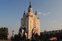 Успенский собор — Хабаровск, Соборная площадь, 1