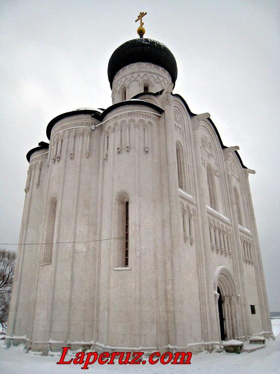 Церковь Покрова на Нерли — Боголюбово