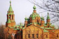 В Челябинске разрушается Александро-Невский собор