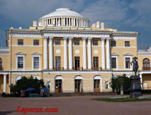 Павловский дворец — Павловск, улица Садовая, 20