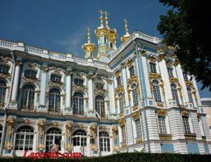 Екатерининский дворец — Царское Село