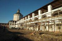 Кирилло-Белозерский монастырь появился на конвертах