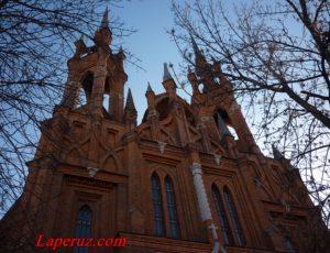 Храм Пресвятого Сердца Иисуса — Самара, улица Фрунзе, 157