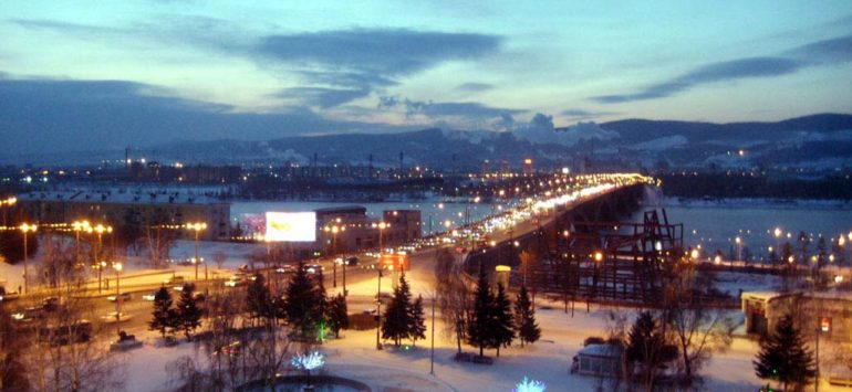 В Красноярске продают два исторических здания