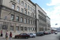 В Нижегородском государственном педагогическом университете отреставрировали фасад