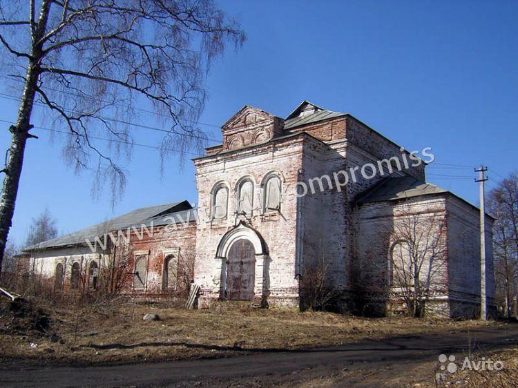 В Вологодской области продают церковь XIX века