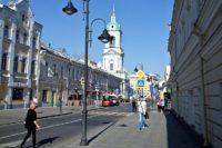 В московском парке сделают фасады архитектурных символов мира