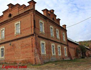 Усадьба Рейнеке — Саратов, посёлок Рейник