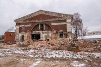 В Воронеже сносят храм Рождества Христова на Придаче