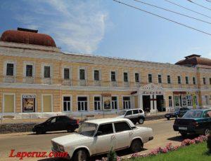 Кинотеатр «Победа» — Балашов, улица Ленина, 5