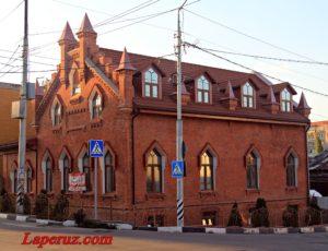 Фабрика «Кизнер и Глок» — Саратов, улица Октябрьская, 47