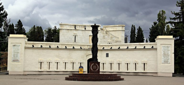 Корниловский бастион — Севастополь, Малахов курган