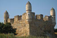 Крепость Еникале — Керчь