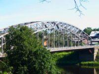 Закончилась реставрация моста Белелюбского в Боровичах