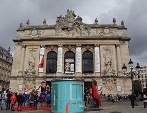 Оперный театр Лилля (L'Opéra de Lille) — Лилль, Place du Théâtre