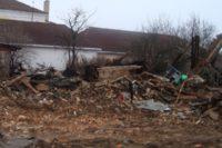 В Смоленской области снесли дом, где жил Булгаков