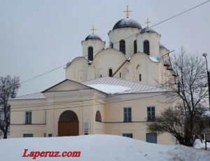 Никольский собор — Великий Новгород, Ярославово Дворище