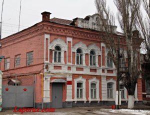 Дом купца Божедомова — Аткарск, улица Гагарина, 50