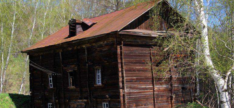 Водяная мельница — село Лох Саратовской области