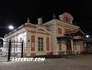 Царский павильон — Нижний Новгород, площадь Революции, 2