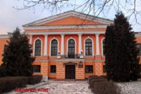 Бывший архиерейский дом (Калужский базовый медицинский колледж) — Калуга, улица Кутузова, 26