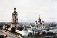 В Москве отремонтируют колокольню Новоспасского монастыря