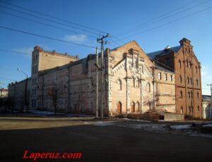 Мельница Меркульева — Вольск, улица Красноармейская, 7