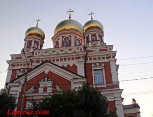Покровский собор — Саратов, улица Горького, 85