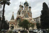 В Ницце отреставрировали православный храм