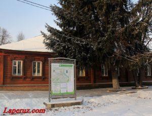 Тарусский музей семьи Цветаевых — Таруса, улица Посадская, 30