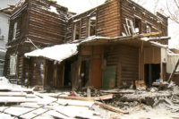 В Вологде начали реставрировать памятник культурного наследия