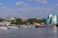 В Барнауле создадут две набережные
