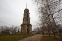 В Тульской области отреставрируют Николаевскую колокольню