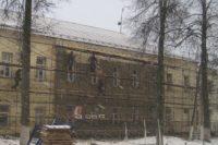 В Можайске уродуют здание 1848 года постройки