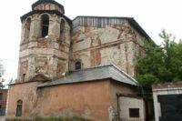 Псковичи просят спасти церковь Богоматери Одигитрии