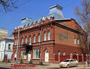 Дом Эрта — Саратов, улица Советская, 10